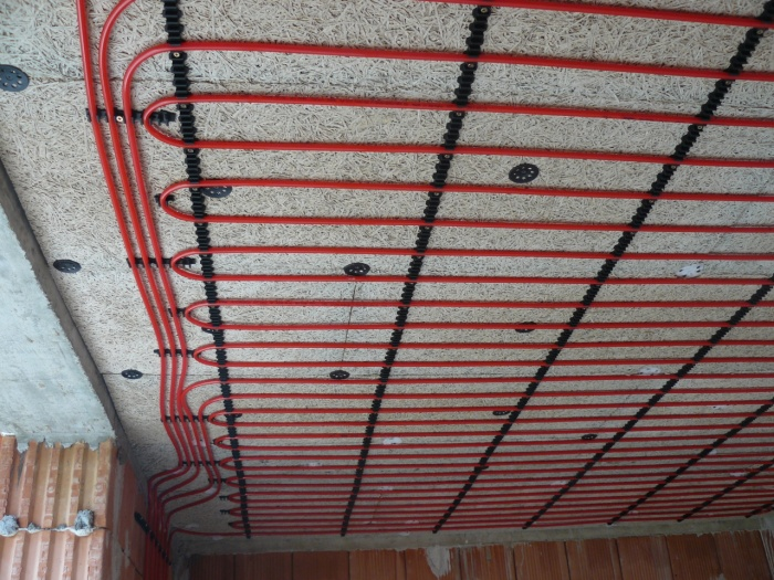Ceiling Heating Hgd